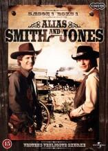 alias smith og jones - sæson 1 - boks 1 - DVD
