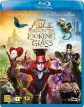 alice in wonderland 2 / alice i eventyrland 2 - disney - Blu-Ray
