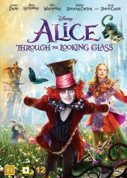 alice in wonderland 2 / alice i eventyrland 2 - disney - DVD