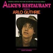 arlo guthrie - alice s restaurant: original motion picture score - Vinyl / LP