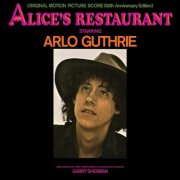 arlo guthrie - alice's restaurant: original motion picture score - cd