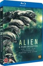 alien 1-6 boks - Blu-Ray
