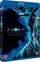 alien // alien 2 // alien 3 // alien resurrection - Blu-Ray