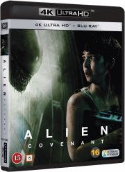 alien: covenant - 4k Ultra HD Blu-Ray