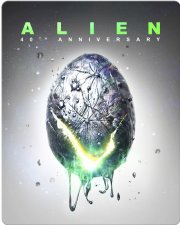 alien - den 8. passager - 40th anniversary steelbook edition - Blu-Ray