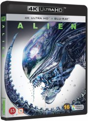 alien - den 8. passager - 4k Ultra HD Blu-Ray