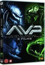 alien vs. predator // alien vs. predator 2: requiem - DVD