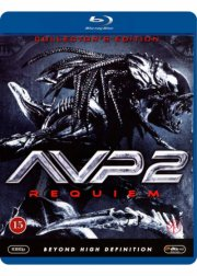 alien vs predator 2 / avp 2 - collectors edition - Blu-Ray