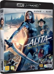 alita: battle angel - 4k Ultra HD Blu-Ray