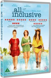 all inclusive - hella joof - DVD