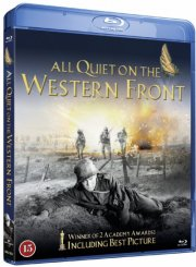 intet nyt fra vestfronten / all quiet on the western front - 1930 - Blu-Ray