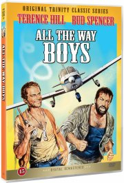 all the way boys - DVD