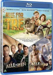 alle for en // alle for to // alle for tre - Blu-Ray