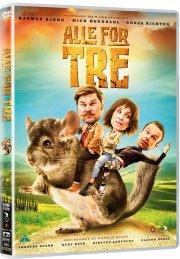 alle for tre - DVD