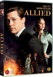 allied - brad pitt 2016 - DVD