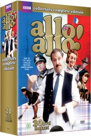 allo allo collection - complete series - bbc - DVD