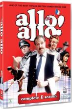 allo allo - sæson 1 - bbc - DVD