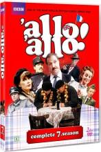 allo allo - sæson 7 - bbc - DVD