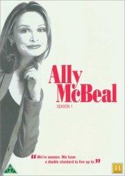 ally mcbeal - sæson 1 - DVD