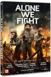 alone we fight - DVD