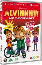 alvin & de frække jordegern - sæson 3 - DVD