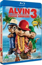 alvin og de frække jordegern 3 / alvin and the chipmunks 3  - blu-ray+dvd