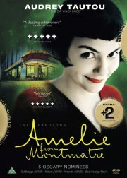amelie // fame // my date with drew - DVD