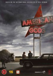 american gods - sæson 1 - DVD