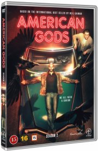 american gods - sæson 2 - DVD
