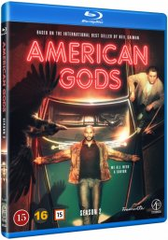 american gods - sæson 2 - Blu-Ray