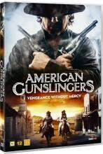the last gunslinger / american gunslingers - DVD