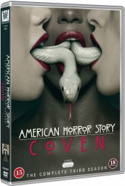 american horror story - sæson 3 - DVD