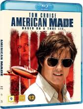 american made - Blu-Ray