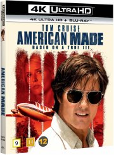 american made - 4k Ultra HD Blu-Ray