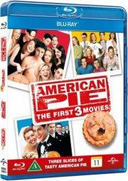 american pie 1 // american pie 2 // american pie 3: american wedding - Blu-Ray