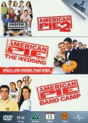 american pie 2, 3 og 4 - DVD