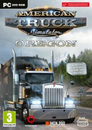 american truck simulator add-on: oregon - PC