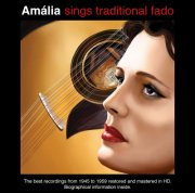 amalia rodrigues - amália sings traditional fado - cd