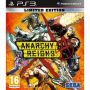 anarchy reigns - limited edition - PS3