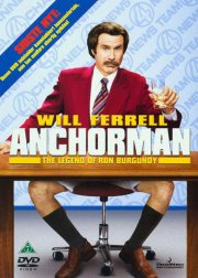 anchorman - the legend of ron burgundy - DVD