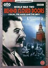 anden verdenskrig - bag lukkede døre - DVD