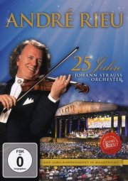 andre rieu - 25 jahre strauss orchester - DVD