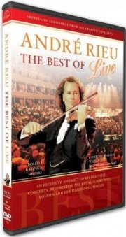 andre rieu - best of live - DVD