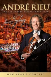andré rieu - christmas down under - live from sydney - DVD