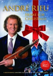 andre rieu - home for christmas - DVD