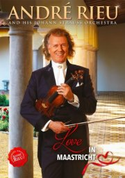 andre rieu - love in maastricht - DVD