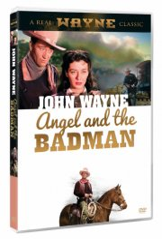 angel and the badman - DVD