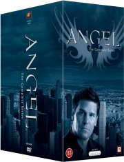 angel komplet box - sæson 1-5 - DVD