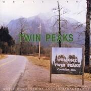 - twin peaks soundtrack - cd