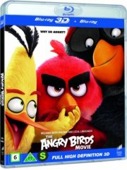 angry birds - the movie 1 - 3D Blu-Ray